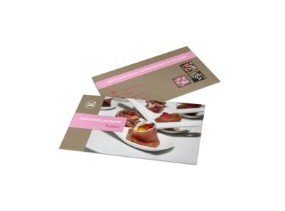 catering visiting card templates event catering brochure template mycreativeshop