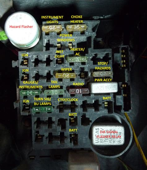 85 Chevy Monte Carlo Fuse Box by Switched 12v Gbodyforum 78 88 General Motors A G