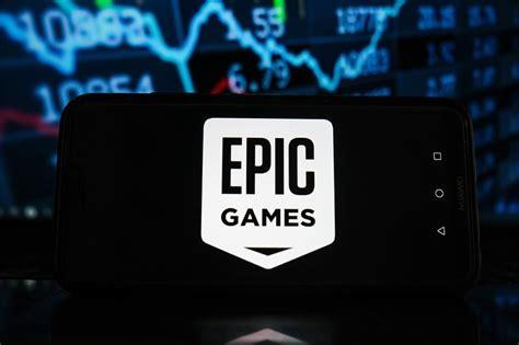 Epic Games $1 Billion USD Funding Round Announcement ...