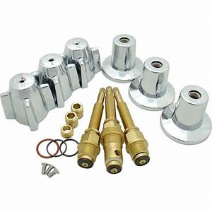 PartsmasterPro Tub And Shower Repair Kit For Central Brass