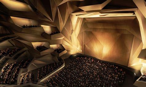 gran teatro de rabat zaha hadid architects