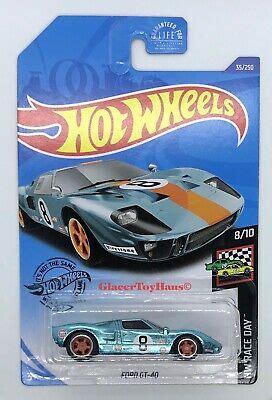 hot wheels  ford gt  super treasure hunt ready