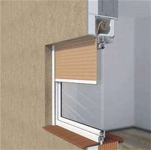 Mineralischer Putz Außen : aufsatzrollladen rollladen fenster kunststofffenster ~ Frokenaadalensverden.com Haus und Dekorationen
