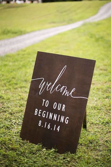 awesome wedding  signs  rock page