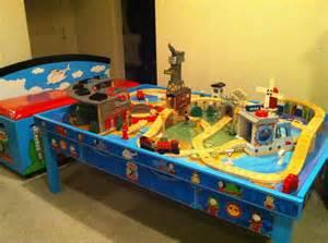 Thomas Train Tables
