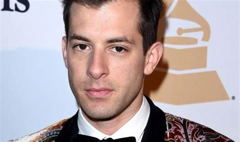 Mark Ronson Seeks Usa Citizenship To Have A Political Say