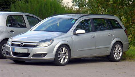 Opel Astra Caravan by File Opel Astra H Caravan Jpg