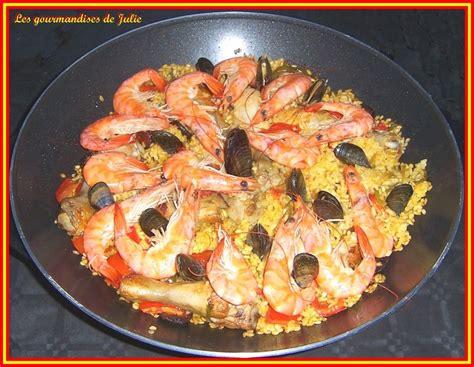 cuisine espagnol cuisine espagnole paella au wok ideoz voyages