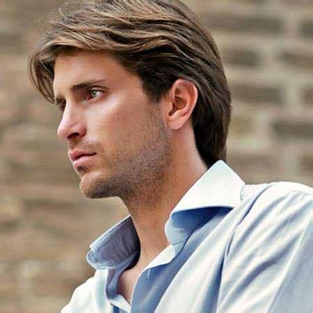 how to style mens hair best mens medium length hairstyles mens hairstyles 2018