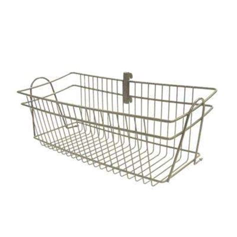 Closetmaid Storage Baskets - wire drawers wire closet organizers the home depot