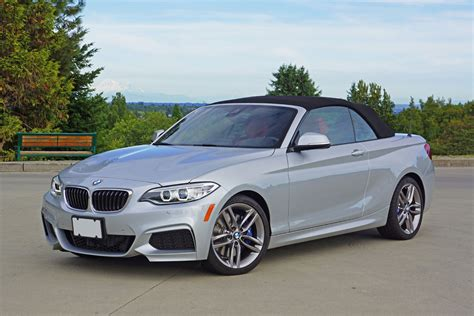 bmw  xdrive cabriolet road test review