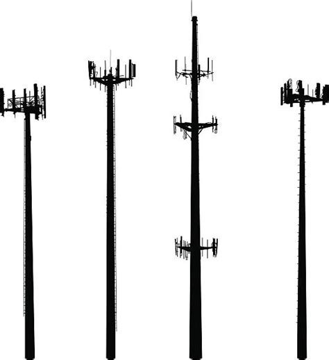 cell phone tower clip quotes best cell tower illustrations royalty free vector graphics clip art istock