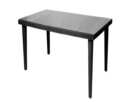 42 inch glass top dining table lloyd flanders htons 42 inch square wicker glass top