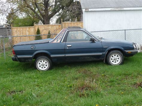 motor auto repair manual 1986 subaru brat seat position control 1986 subaru brat gl standard cab pickup 2 door 1 8l for sale in fremont ohio united states for
