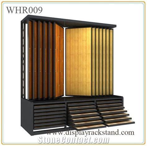 Drawer Hardwood Display Wing Laminated Stand Hardwood