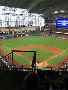Astros Minute Seating Chart Minute Park Section 419 Home Of Houston Astros