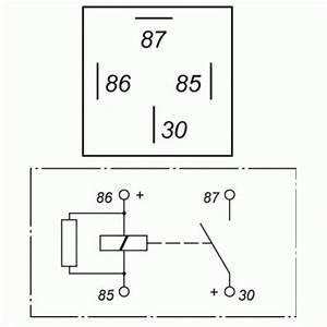 12 Volt 40 Amp Relay Wiring Diagram