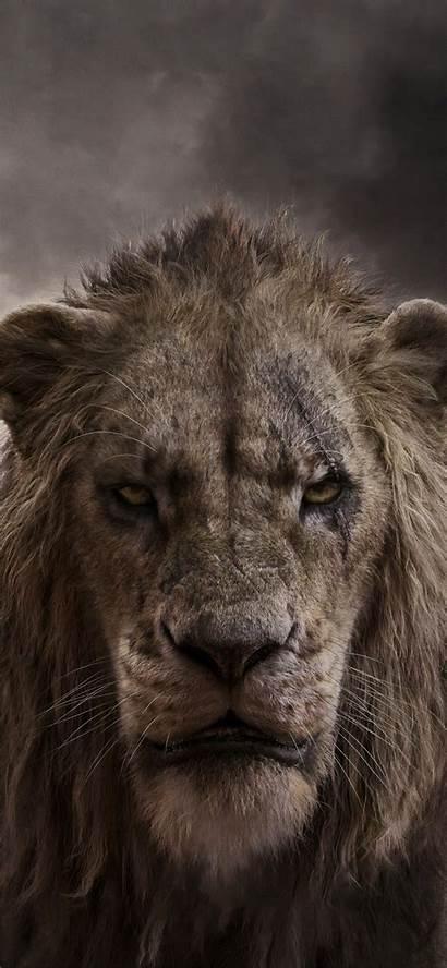Lion King Iphone Scar Chiwetel Ejiofor 4k