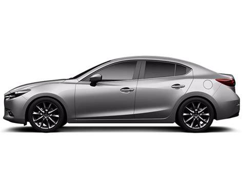 2017 Mazda3 Curb Weight