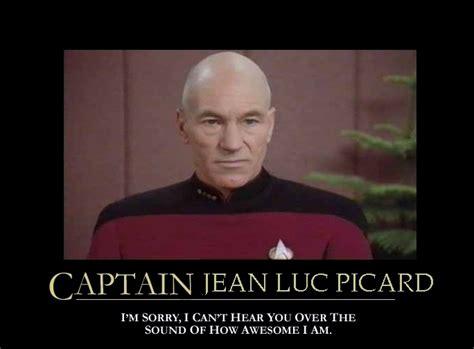 Jean Luc Picard Meme - star trek habitual films