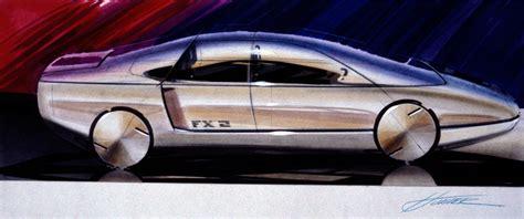 1985 Toyota FXV - Concepts