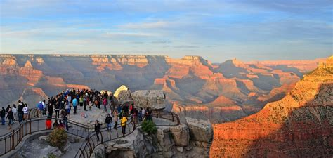 Grand Canyon South Rim Visitor Guide