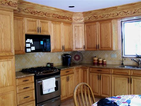 kitchen soffit makeover beautiful staged homes updating a kitchen that has soffits 3081