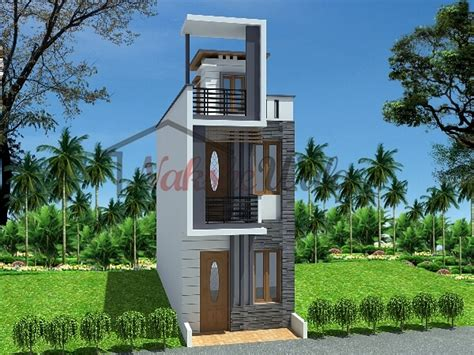 Small House Front View Designs