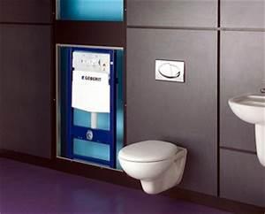 Comment Installer Un Wc Suspendu : comment bien installer un wc suspendu ~ Dailycaller-alerts.com Idées de Décoration