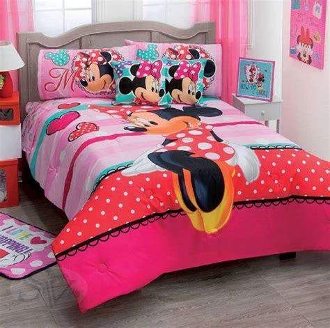 minnie mouse bed minnie mouse toddler bedding for interior