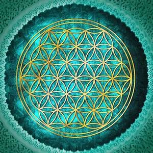 Blume Des Lebens Fensterbild : die blume des lebens die heilige geometrie ~ Indierocktalk.com Haus und Dekorationen