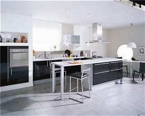 Modele De Cuisine Cuisinella : cuisine ekla de cuisinella ~ Premium-room.com Idées de Décoration