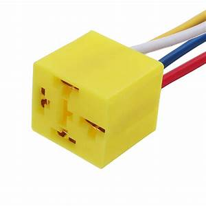 New 12v Dual Tone Electric Air Horn Wiring Harness Relay