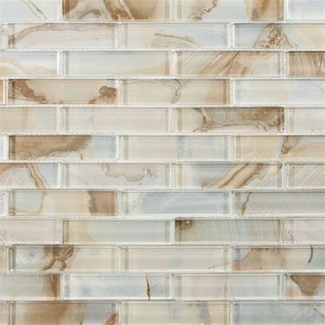 South Cypress Tile Promo Code by Barlume 1 Quot X 4 Quot Sabbia Linear Mosaic Mosaics And