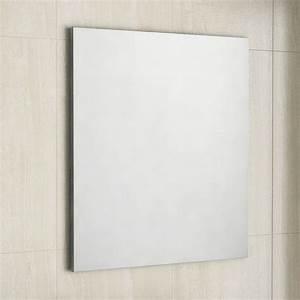 miroir miroir simple With miroir salle de bain 120x80
