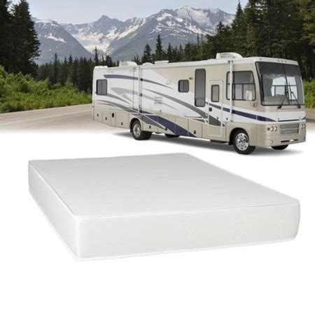 select luxury airflow flippable rv   queen short size