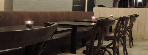 designer guild canape banquette de restaurant bar brasserie café snack chr