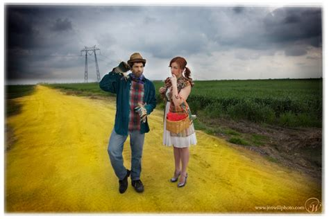 Wizard of Oz Inspired - Bakersfield Wedding Photography