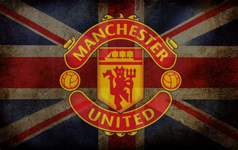 manchester united logo wallpapers pixelstalknet