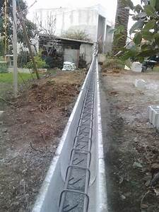 Fondation Mur Parpaing : fondation mur cloture fondation mur local technique le ~ Premium-room.com Idées de Décoration