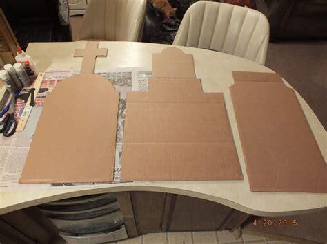 tombstone templates cut   cardboard halloween