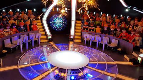 Wer wird millionär? auf rtl: Wer wird Millionär? Miniaturstudio - Heute vor 10 Jahren ...