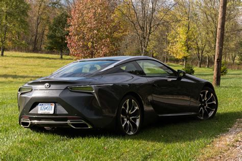 2018 Lexus Lc 500 Review  Grabbing Attention From All
