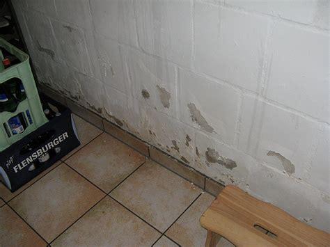 Nasse Wände Behandeln by Feuchter Keller Mauersanierung In Rendsburg Eckernf 246 Rde Nbg