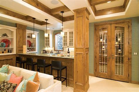 luxury finished basement designs page