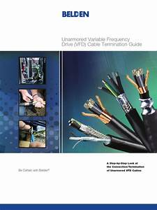 Vfd Cable Termination Guide