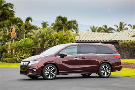 2019 Honda Odyssey * Price * Release Date * Specs * Design