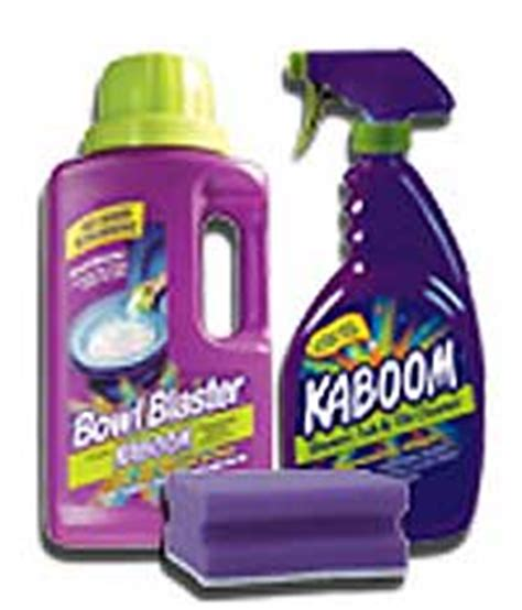 as seen on tv products oxi clean kaboom products