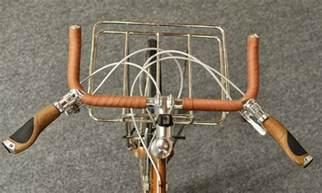 Touring Bicycle Handlebars