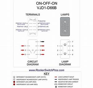 Dpdt Switch Wiring Diagram For Wye